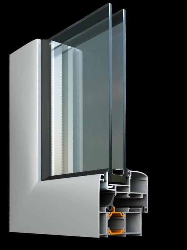 M20650 Smartia Ανοιγόμενο θερμομονωτικό σύστημα