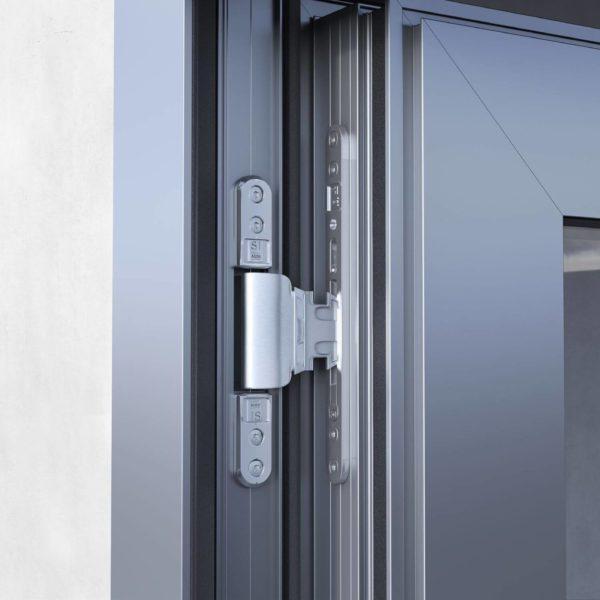 MD67 Smartia Θερμομονωτικό Σύστημα Θυρών Εισόδου
